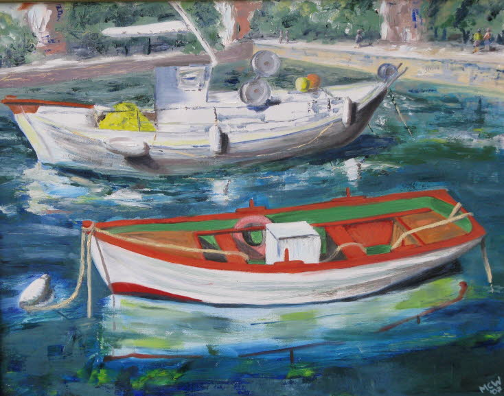 Ithaka Harbor 4 -  private collection